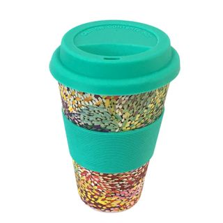 Bamboo Eco Coffee Cup - Janelle Stockman