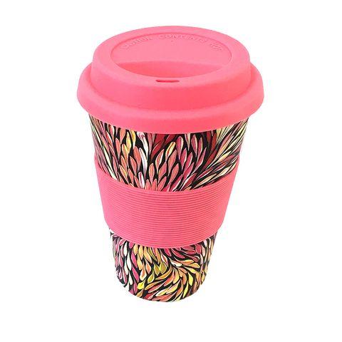 Bamboo Eco Coffee Cup - Sacha Long