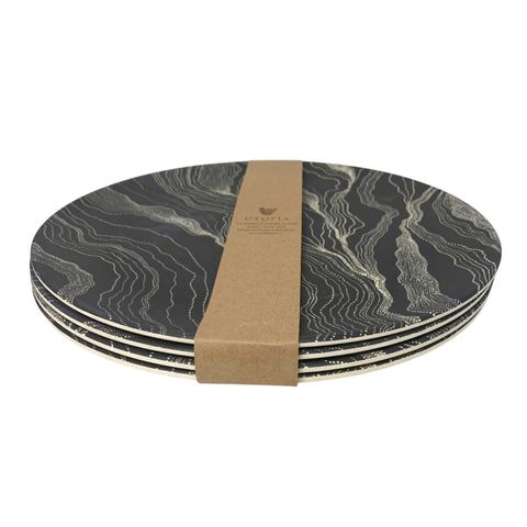 Bamboo Plate Set-Anna Price