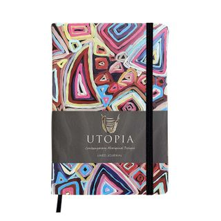 PU Leather Journal - Janelle Stockman**