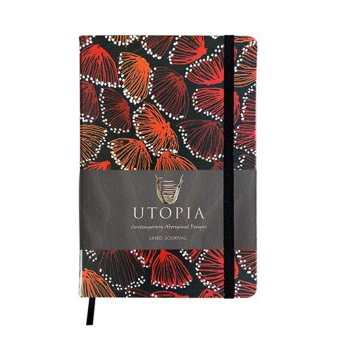 PU Leather Journal - Selina Teece