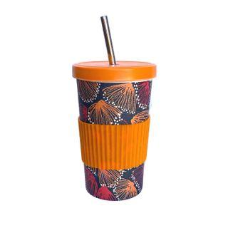 Large Tumbler Straw/Lid-Selina Teece
