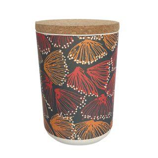 Bamboo Food Canister 6-Selina Teece