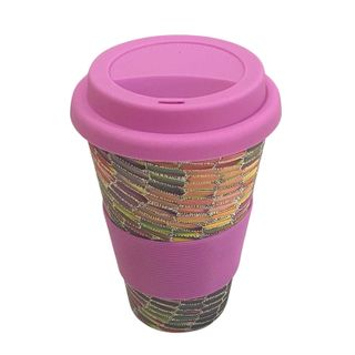 Bamboo Eco Coffee Cup - Jeannie Mills