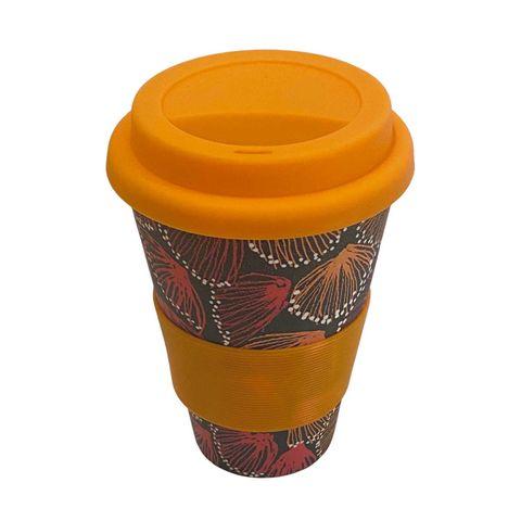 Bamboo Eco Coffee Cup - Selina Teece
