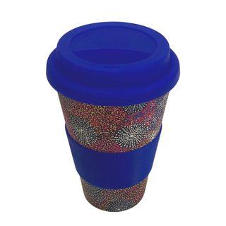Bamboo Eco Coffee Cup - Katie Morgan