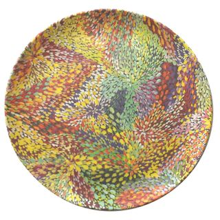 Bamboo Plate Single -Janelle Stockman