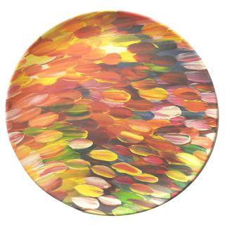 Bamboo Plate Single -Gloria Petyarre