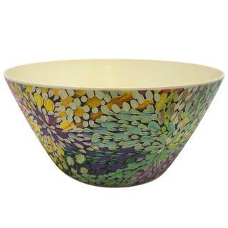 Bamboo Salad Bowl-Janelle Stockman