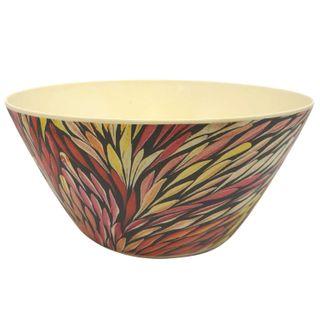 Bamboo Salad Bowl-Sacha Long