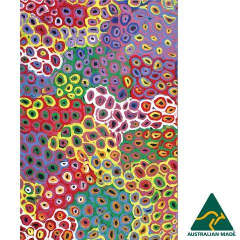 Microfibre Tea Towel - Lena Pwerle