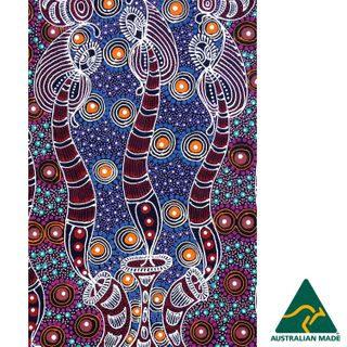 Microfibre Tea Towel - Colleen Wallace