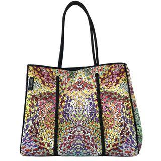 Neoprene Tote Bag - Janelle Stockman