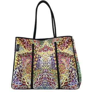 Neoprene Tote Bag - Janelle Stockman