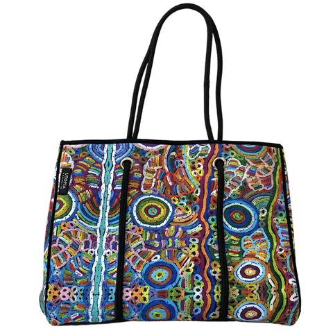Neoprene Tote Bag - Betty Club