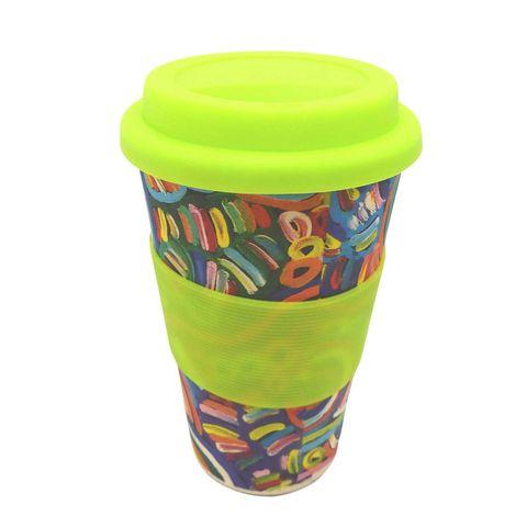 Bamboo Eco Coffee Cup - Betty Club