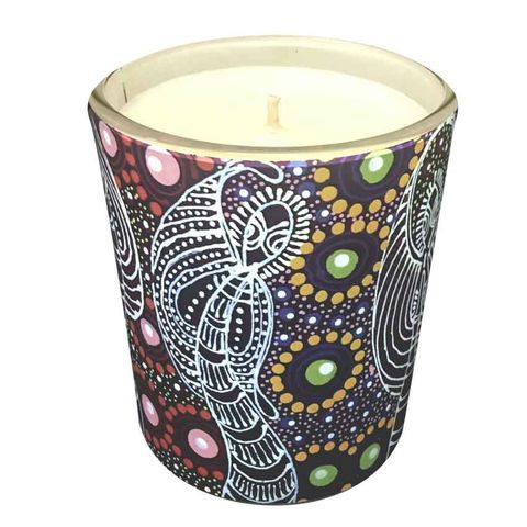 Natural Soy Wax Candle - Colleen Wallace