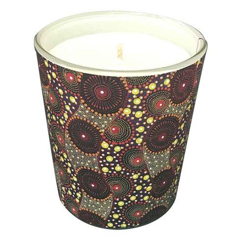 Natural Soy Wax Candle - Karen Bird