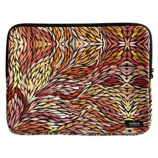 Neoprene Laptop Sleeve-Sacha Long