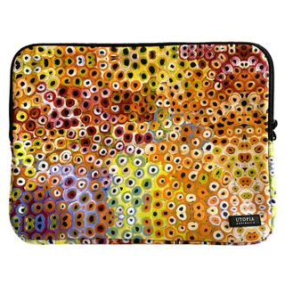 Neoprene Laptop Sleeve-Lena Pwerle