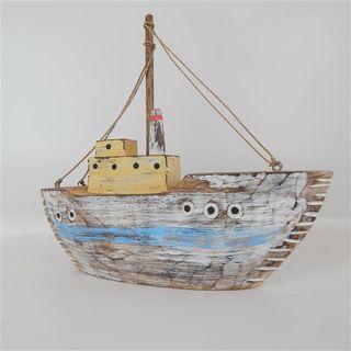 Drift Fishing Boat Full 35cm x 30cm high
