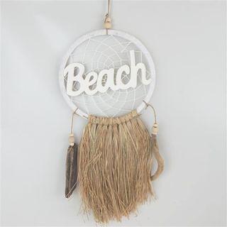 Aman Beach Dreamcatcher 22cm x 45cm long