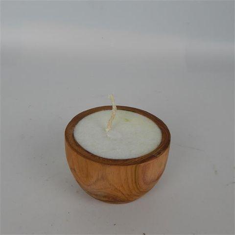 Kalu Candleholder Small 8cm x 5cm high