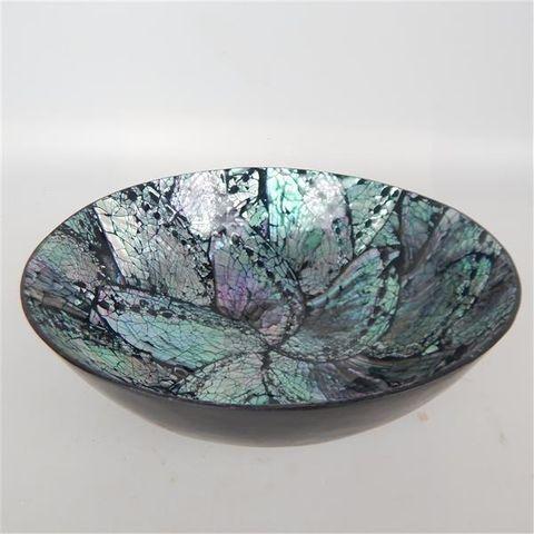 Kalu Paua Bowl Large 19cm dia