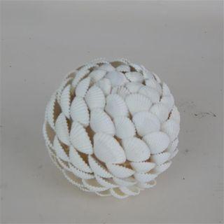 Shell Ball 10cm dia