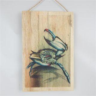 Angry Crustean Crab 20cm x 30cm high