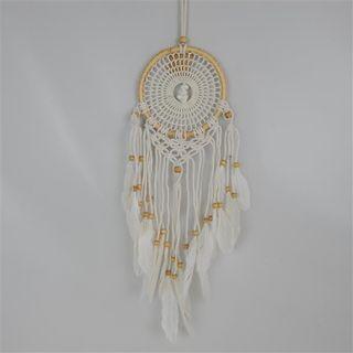 Gypsy Dreamcatcher w Shell 16cm x 55cm long