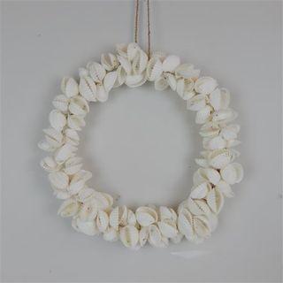 Shelly Wreath Circle 20cm dia