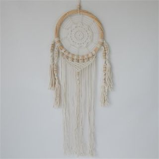 Gypsy Macrame Dreamcatcher 22cm x 80cm long