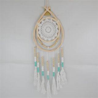 Gypsy Oval Dreamcatcher 19cm x 70cm