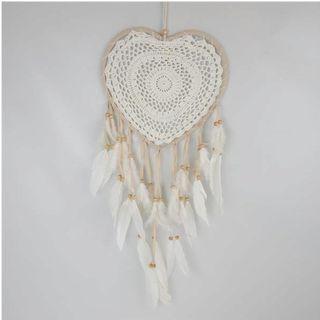 Gypsy Heart Dreamcatcher 32cm x 75cm long