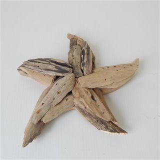 Driftwood Starfish 20cm x 20cm