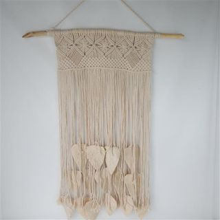 Papua Leaf Hanging Cream 60cm x 100cm long