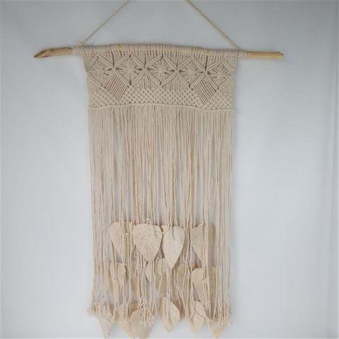 Papua Leaf Hanging Cream 60cm x 100cm long