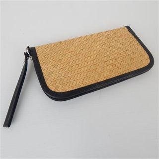 Woven Wallet 23cm x 12cm high