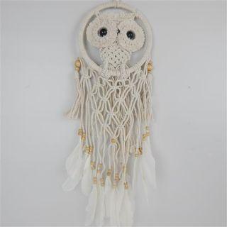 Dreamcatcher Owl Large 17cm x 54cm long