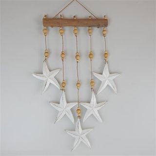 Ganti Mobile Starfish Whitewash 23cm x 50cm long