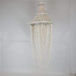 Shell Scoop Chandalier 25cm x 100cm long
