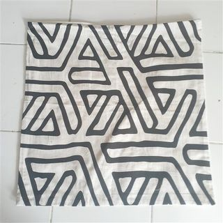 Cushion Cover Linen Lines 40cm x 40cm