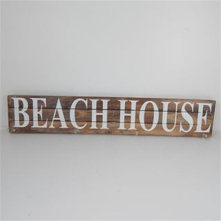 Beach House Hook Natural 100cm x 18cm high