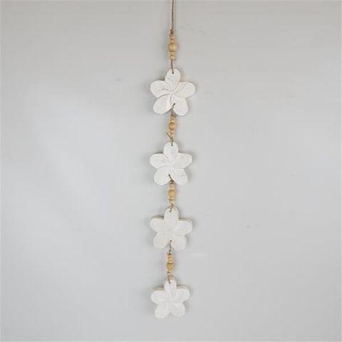 Ganti Strand Frangipani Whitewash 10cm x 65cm long