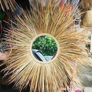 Grass Mirror 30cm / 90cm dia