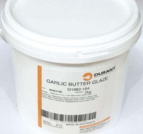 GLAZE - GARLIC BUTTER DURANTS 2KG