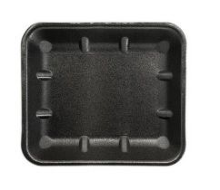 **TRAY IKON CLOSED 8X7  BLACK 360