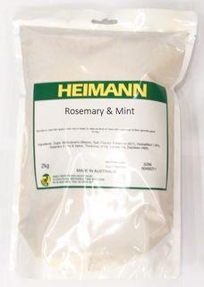 GLAZE - ROSEMARY & MINT HEIMANN 2KG