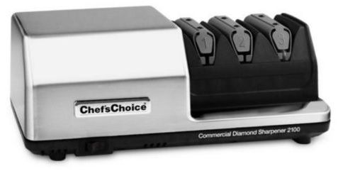 CHEF'S CHOICE DIAMON KNIFE SHARP CC2100